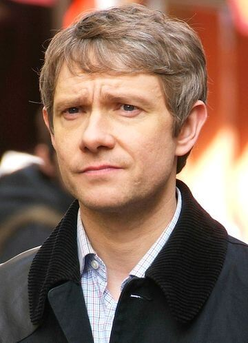 Martin Freeman Height and Weight