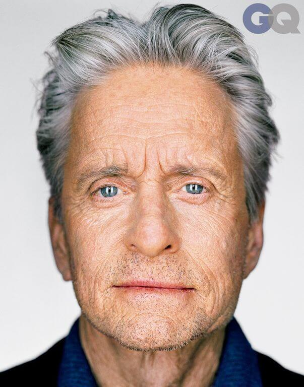 Michael Douglas, Height, Weight, Body Fat Percentage