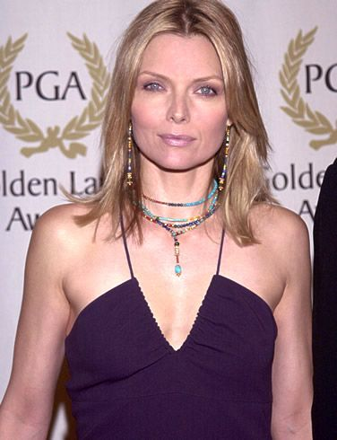Michelle Pfeiffer Measurements