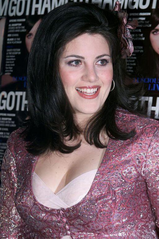 Monica Lewinsky Measurements
