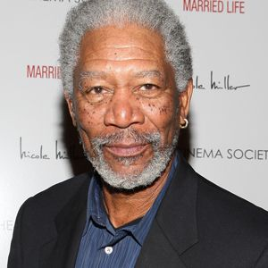 Morgan Freeman Height and Weight