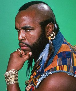 Mr. T Height Height and Weight
