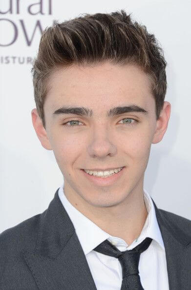 Nathan Sykes Height and Weight