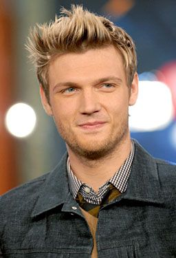 Nick Carter Height and Weight