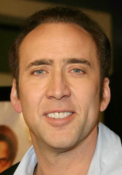 Nicolas Cage Height and Weight