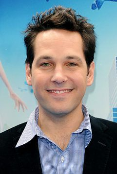 Paul Rudd, Height, Weight, Body Fat Percentage