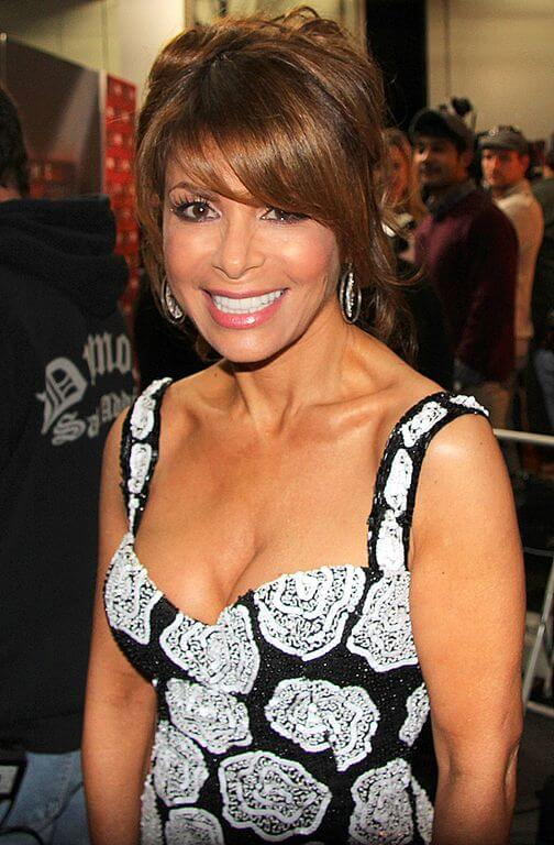 Paula Abdul, Height, Weight, Bra Size, Body Measurements