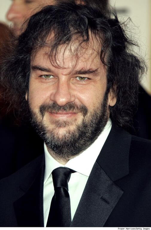 Peter Jackson Height and Weight