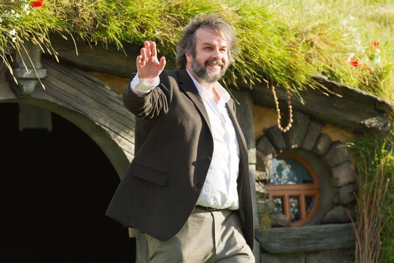 Peter Jackson, Height, Weight