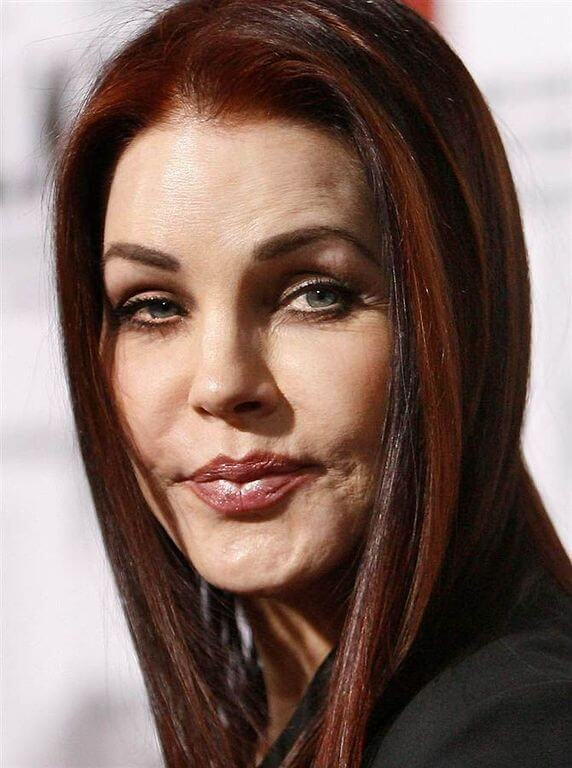 Priscilla Presley, Height, Weight, Bra Size, Body Measurements