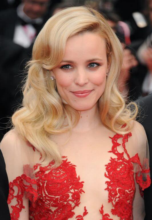 Rachel McAdams Measurements