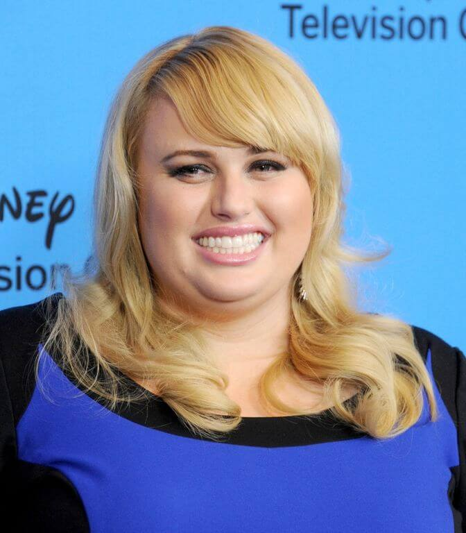 Rebel Wilson Measurements