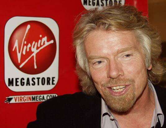 Richard Branson, Height, Weight, Body Fat Percentage