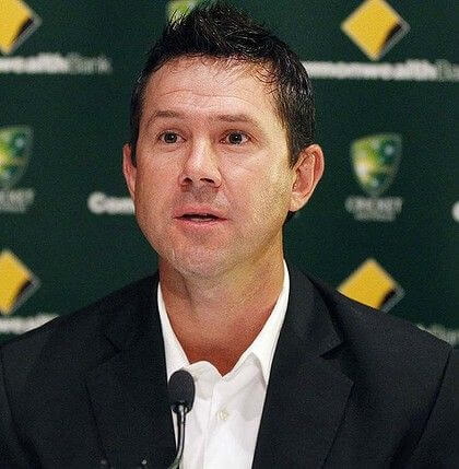 Ricky Ponting, Height, Weight, Body Fat Percentage
