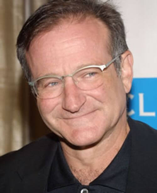 Robin Williams Height and Weight