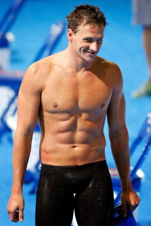 Ryan Lochte Height Weight Body Measurements - Hollywood ...