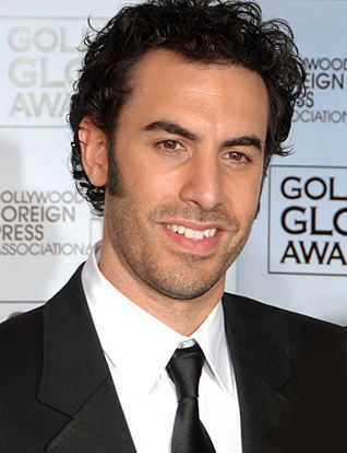 Sacha Baron Cohen Height and Weight