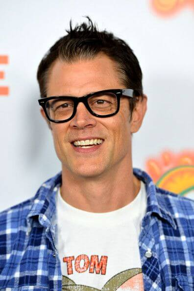 Johnny Knoxville Measurements