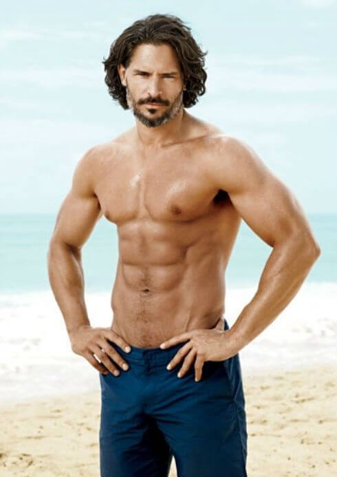 Joe Manganiello – Height Weight Body Fat Percentage