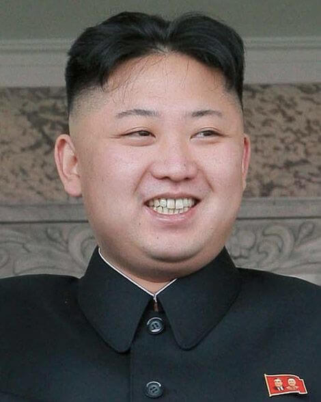 Kim Jong Un – Height Weight Body Fat