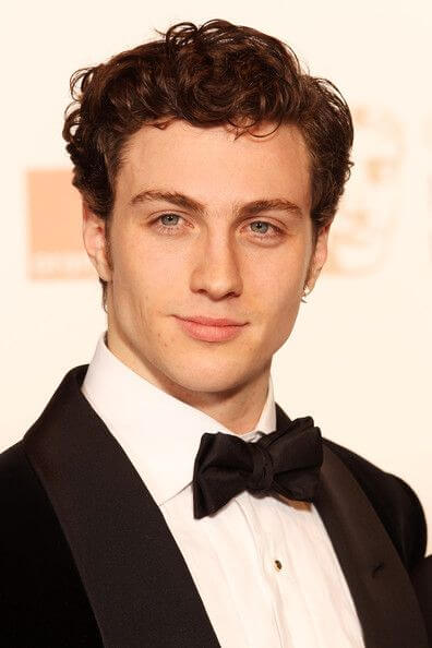 Aaron Johnson – Height Weight Body Fat
