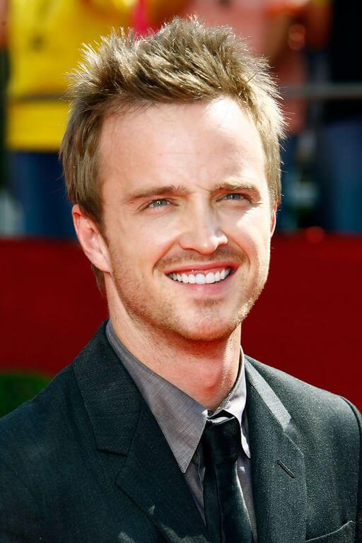 Aaron Paul – Height Weight Body Fat