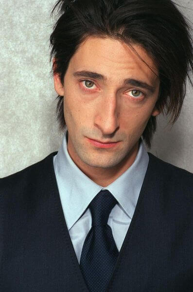 Adrien Brody – Height Weight Body Fat
