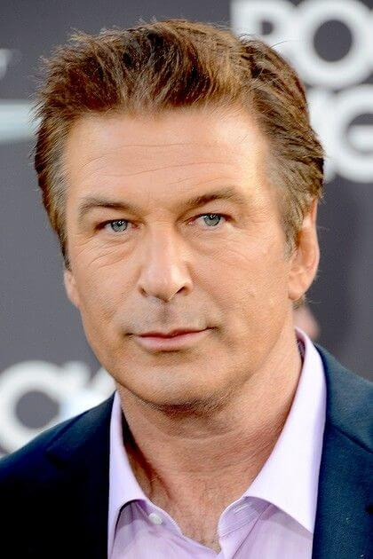 Alec Baldwin Height Weight