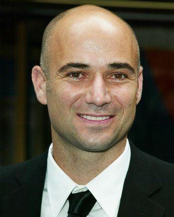 Andre Agassi – Height Weight Body Fat