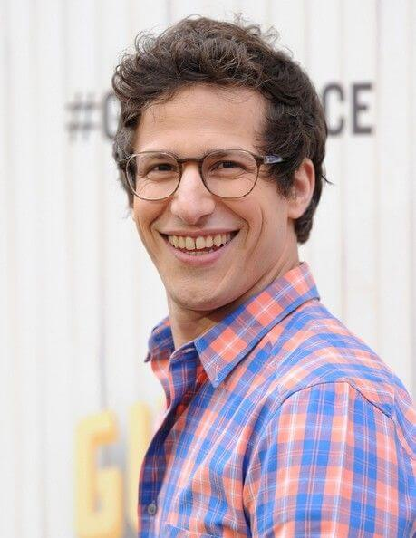 Andy Samberg Height Weight