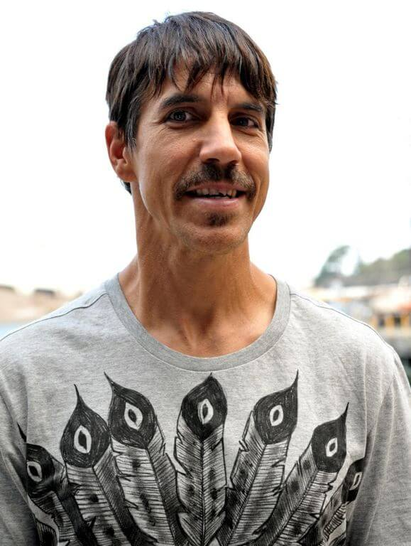 Anthony Kiedis Height Weight