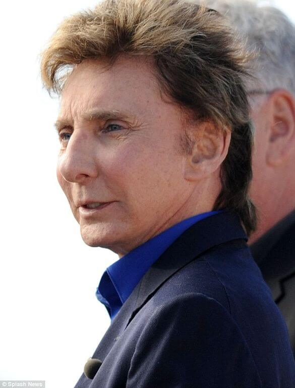 Barry Manilow – Height Weight Body Fat