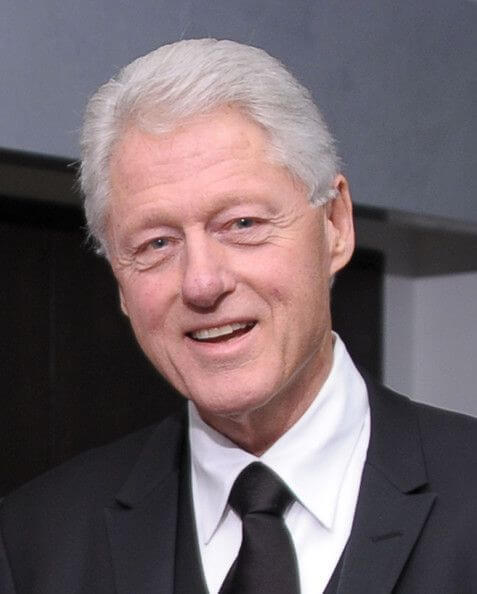Bill Clinton Height Weight