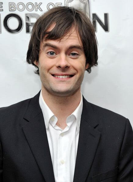 Bill Hader - Height Weight Body Fat