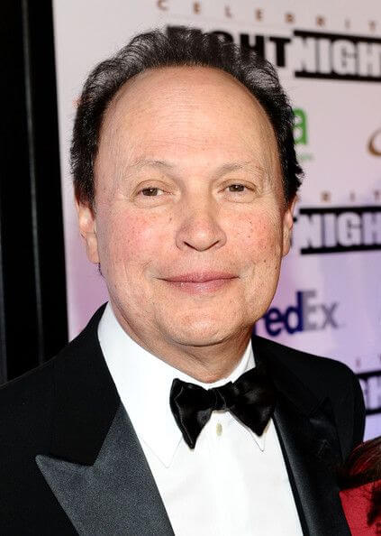 Billy Crystal Height Weight