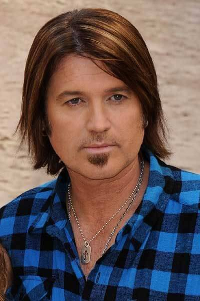 Billy Ray Cyrus - Height Weight Body Fat
