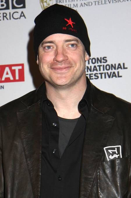 Brendan Fraser Weight Gain