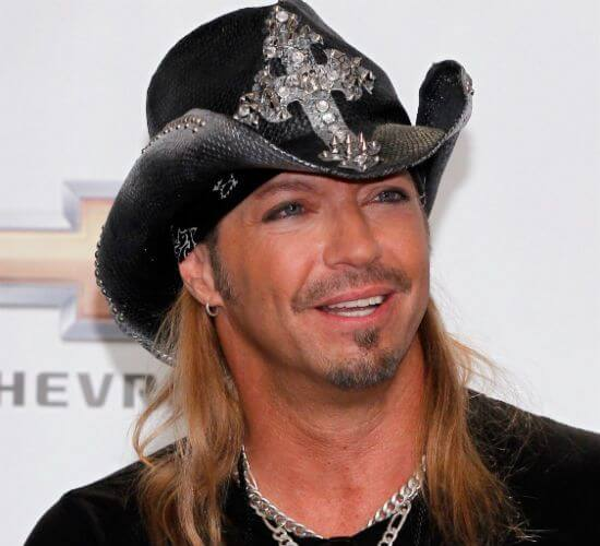 Bret Michaels – Height Weight Body Fat