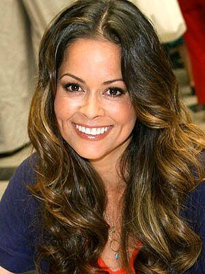 Brooke Burke Height Weight