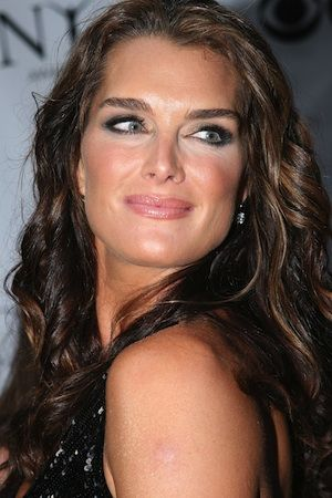 Brooke Shields Height Weight