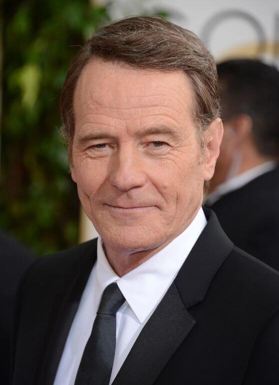 Bryan Cranston Body Fat Percentage