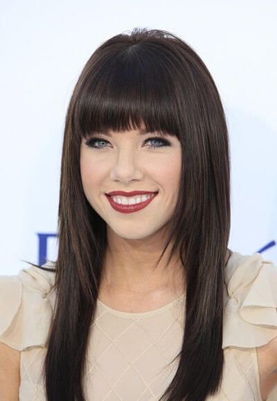 Carly Rae Jepsen – Height Weight Body Fat