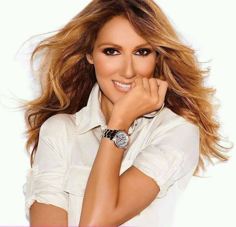 celine dion height and weight