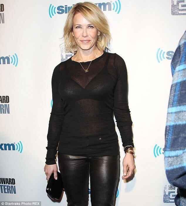 Chelsea Handler – Height Weight Body Fat