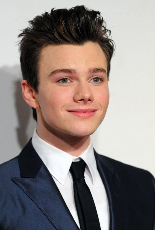 Chris Colfer – Height Weight Body Fat,