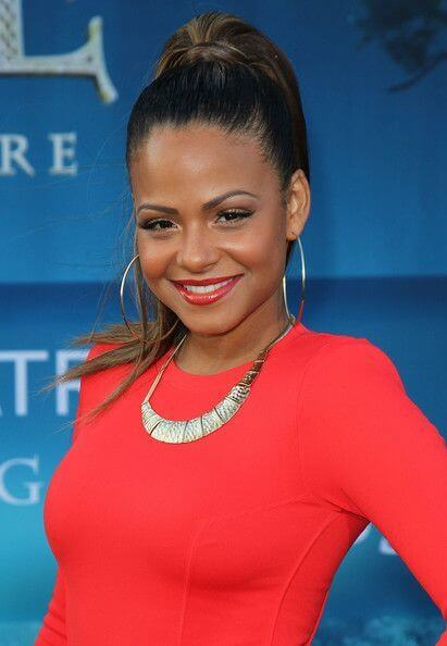 Christina Milian Height Weight