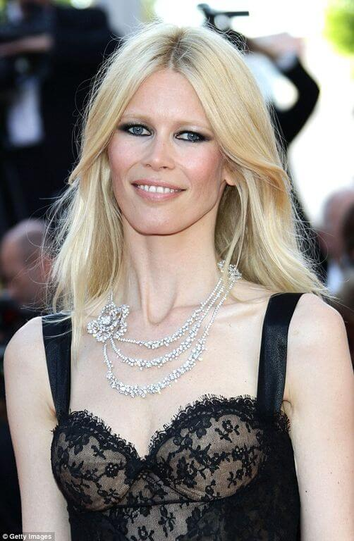 Claudia Schiffer Height Weight