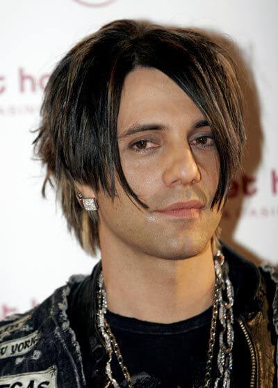 Criss Angel – Height Weight Body Fat