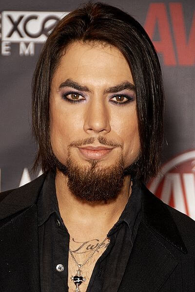 Dave Navarro - Height Weight Body Fat