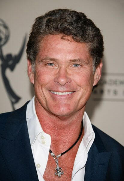 David Hasselhoff Height Weight Body